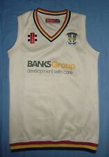 Durham County Cricket Club / 2014+ GRAY-NICOLLS - MENS Vest / Tank Top. Size: XS