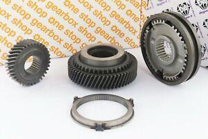 Fiat-Ducato-2-5-2-8-Diesel-Completo-5th-Kit-de-engranaje-35-y-58-dientes-1994-a-2002