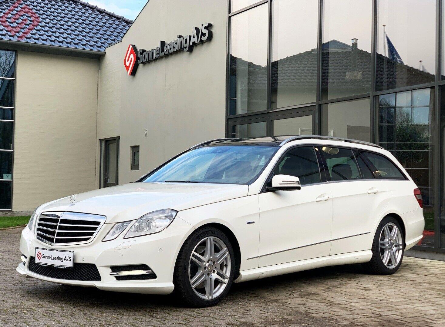 Mercedes E350 3,0 CDi Avantgarde stc aut 4-M BE 5d - 319.900 kr.