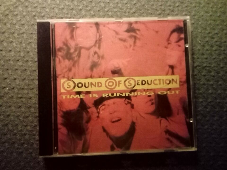 sound of seduction: time is running out, pop