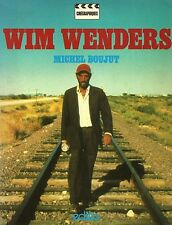 WIM WENDERS PAR MICHEL BOUJUT AUX ÉDITIONS EDILIG COLLECTION CINÉGRAPHIQUES 1986