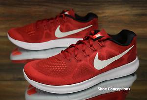 Nike libera nel 2017 gioco red 880839-601 scarpe da corsa degli uomini più dimensioni