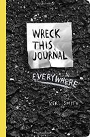 Wreck This Journal Everywhere, New, Free Shipping