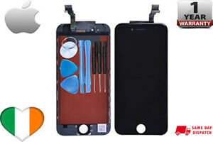 Black-For-iPhone-6-4-7-034-LCD-Touch-Display-Assembly-Digitizer-Screen-Replacement