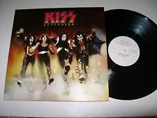 KISS Destroyer RARE Russian Press 1993 Different cover