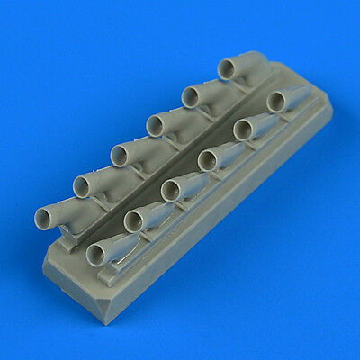 Quickboost 32201 1//32 Spitfire Mk Ixc Undercarriage Covers for Revell