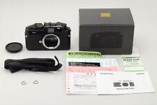【Mint】Voigtlander Bessa R2M Black 35mm Film Rangefinder Camera From Japan #181