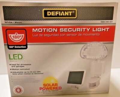 48 SMD LED Security Flood Light Outdoor Solar Powered Motion Activated Light