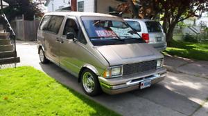 Ford Aerostar Customized Mini Van