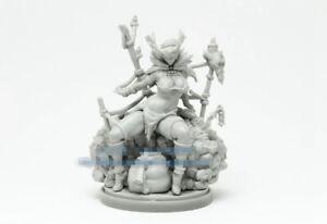 Holiday-White-Speaker-Nico-Model-for-Kingdom-Death-Game-Resin-Figure-Recast-30mm