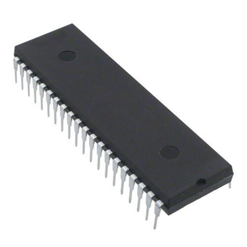 1 pc PIC16C65B-04//P  Microchip Mikrocontroller 4Kx14 OTP 33I//O 4MHz DIP40 #BP