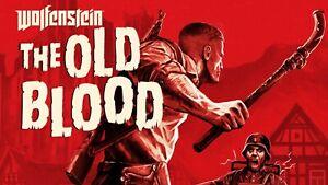 PS4 Platinum Trophy Service - Wolfenstein: The Old Blood