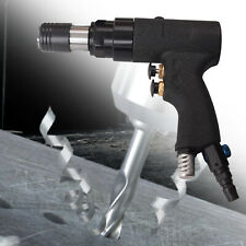 Air Tapping Machine Pneumatic Tapper Hand Drill Tool 400 Rpm With M3 M12 Chucks