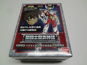 Nouveau tissu Myth Pegasus Seiya V3 Bandai Japon