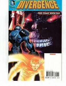 DIVERGENCE-NO-1-FREE-COMIC-BOOK-DAY-DC-COMICS-JUNE-2015