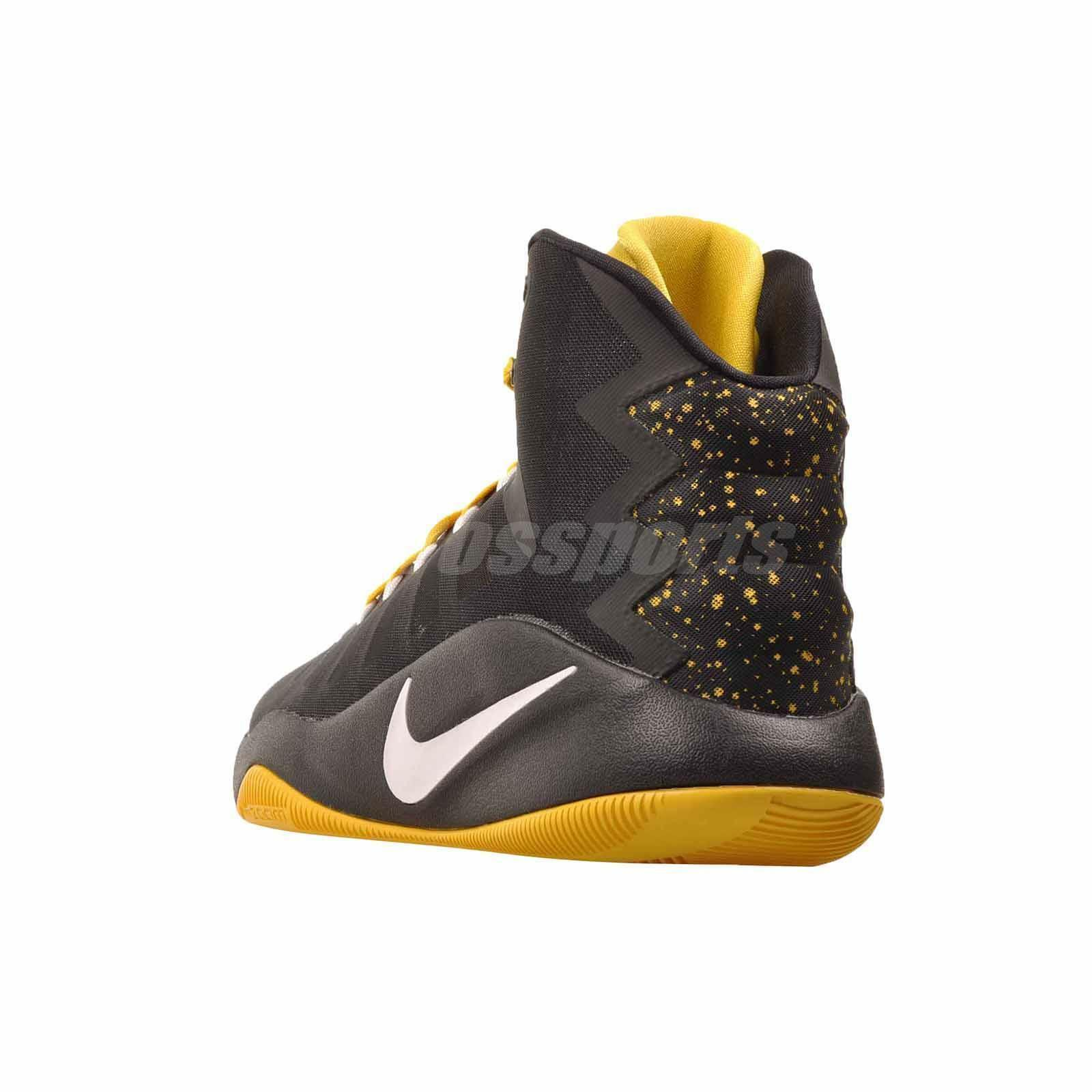 4a5edc59dcda ... germany nike hyperdunk 2016 se mens basketball shoe mens 844362 017  black yellow 157de eb614