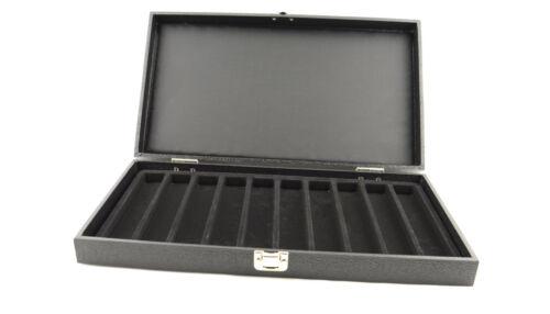 Large Black Jewellery Shop Display Tray Case Black Insert 83-1B Travel Case