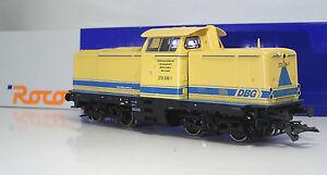 Roco 63981 Dbg 213 336-1 Série Deutsche Gleisbau Ag Ep V Special