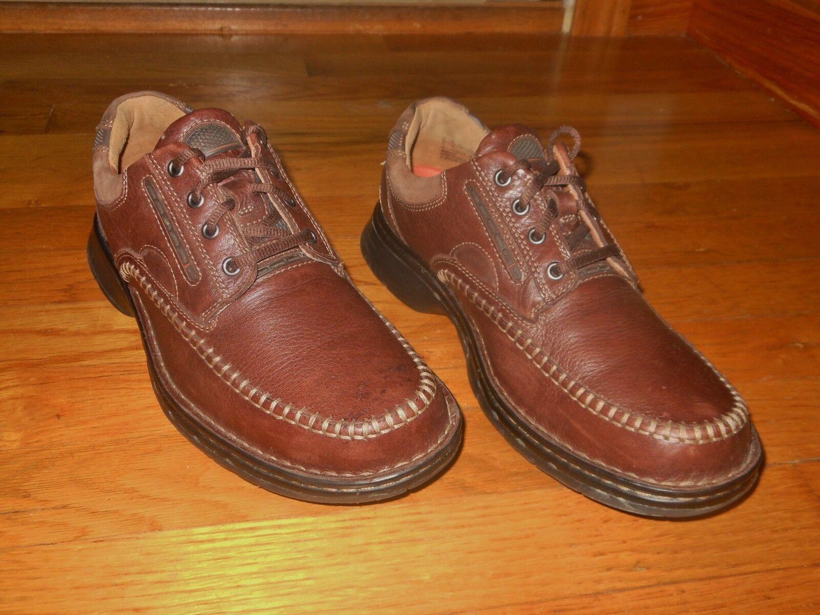 Clarks Un.Cover men's casual shoes - Size 7.5 M - Excellent condition