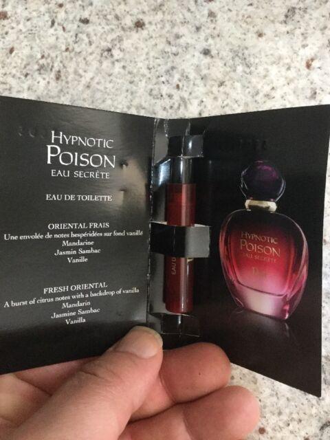 Dior Hypnotic Poison Sample 1ml Edt For Sale Online Ebay