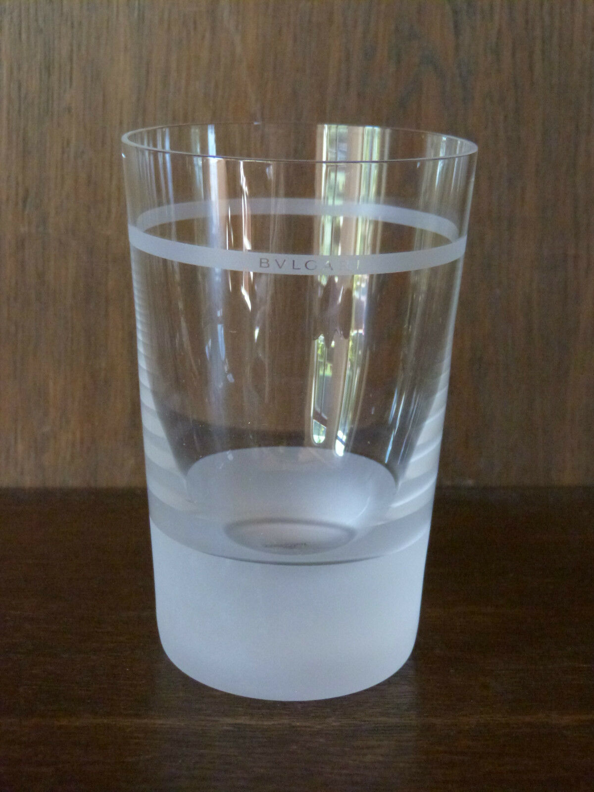 6 Universel gobelet d'eau gobelet grand  Tondo  BULGARI BVLGARI de ROSENTHAL