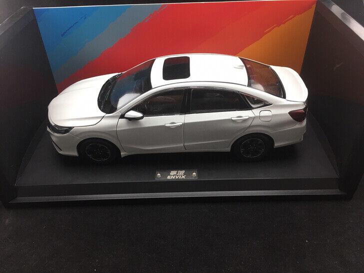 trova il tuo preferito qui 1 18 nuovo Honda Envix sport sport sport turbo diecast modellolo bianca Coloreeeee  prendiamo i clienti come nostro dio