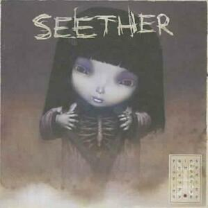 SEETHER-FINDING-BEAUTY-IN-NEGATIVE-SPACES-CLEAN-EDITED-USED-VERY-GOOD-CD