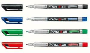 Stabilo-Write-4-All-Permanent-Marker-Pens-for-CD-amp-DVD-FINE-0-7mm