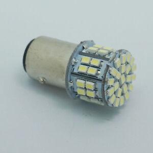 White-6000K-12V-Car-Tail-Stop-Brake-Lamp-Light-1157-BAY15D-50SMD-1206-LED-Bulb
