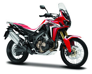MAISTO-1-18-Honda-AFRICA-TWIN-DCT-MOTORCYCLE-BIKE-DIECAST-MODEL-TOY-NEW-IN-BOX
