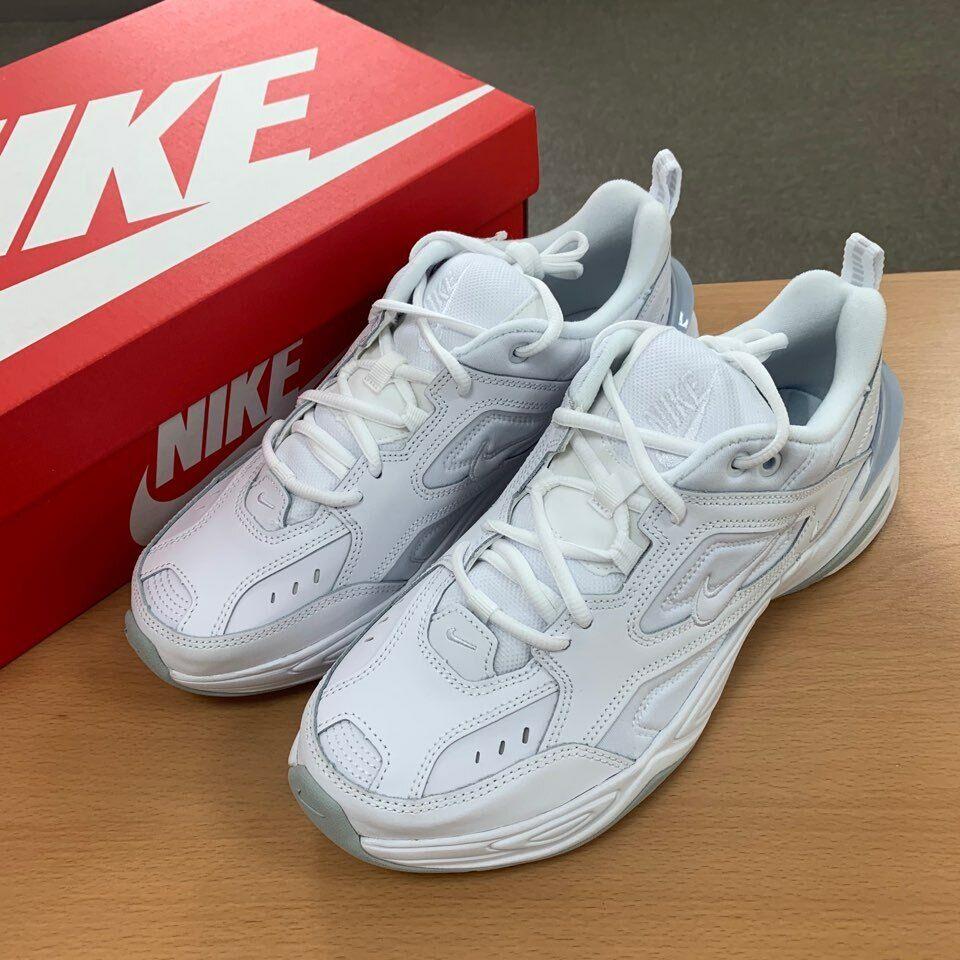 NIKE M2K Tekno AV4789-101 White   Pure Platinum Mens shoes Sneakers