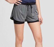 27e5cee344df C9 Champion Women s Training Knit Layered Shorts 4