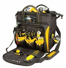 DeWalt DGL573 - 41 Pocket LED Lighted Pro Technician's Tool Bag Box Carrier New