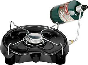 Coleman PowerPack Propane Stove, Single Burner, Coleman Green - 2000020931, NEW