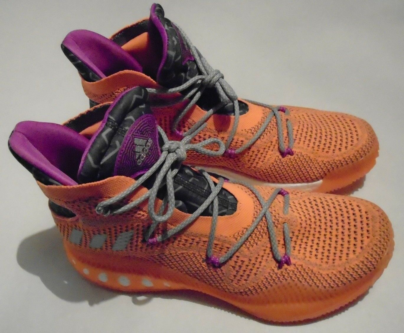 NEW Adidas Crazy Explosive Primeknit Shoes Men's Size 17 Shoes Primeknit All Star Boost BB8370 b221b2