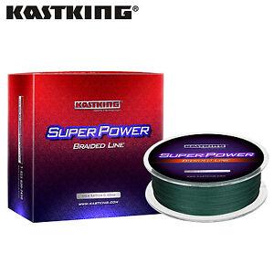 KastKing-Green-137-300-500-1000M-8LB-80LB-Dyneema-PE-Spectra-Braid-Fishing-Line