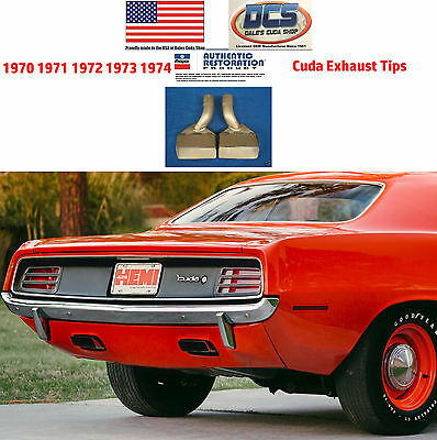 1970-1974 Challenger /& Barracuda Gas Tank Straps Sold As A Pair