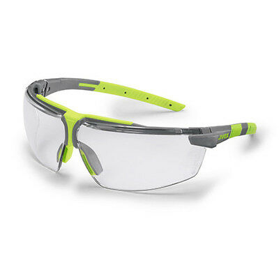 Prescription Safety Glasses +1 or +2. Uvex i-3 Eye Protection