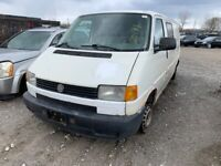 1997 VW Transporter Diesel just in for parts at Pic N Save! Hamilton Ontario Preview