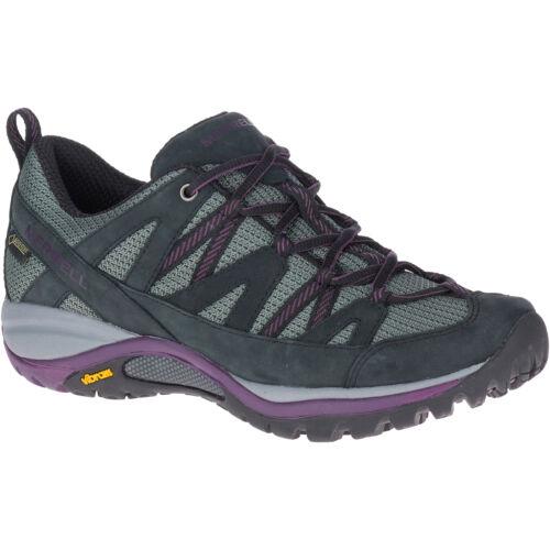 Merrell Siren Sport 3 Gtx Femme Chaussures Chaussures de marche-Noir BlackBerry