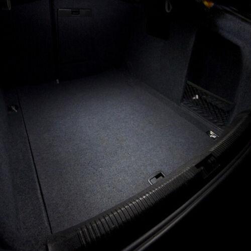AUDI A4 B6 B7 PREMIUM LED INTERIOR KIT 14 SMD WHITE BULBS ERROR FREE S4 RS4