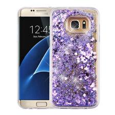 23d2c88aeabb For Samsung Galaxy S7 EDGE Glitter Quicksand HARD Case Phone Cover +Screen  Guard