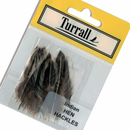 Packets Furnace Turrall Hen Hackles