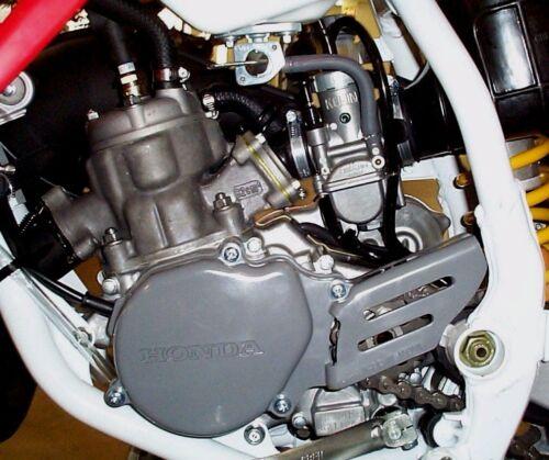 HONDA CR85R CR80R CR80 CR85 CARBURETOR VENT HOSES CARB HOSE CLAMP KIT 1993-2008
