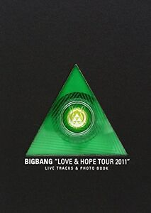 BIGBANG-LOVE-amp-HOPE-TOUR-2011LIVE-TRACKS-amp-PHOTOBOOK-ltd-CD-BOOK-Audio-CD