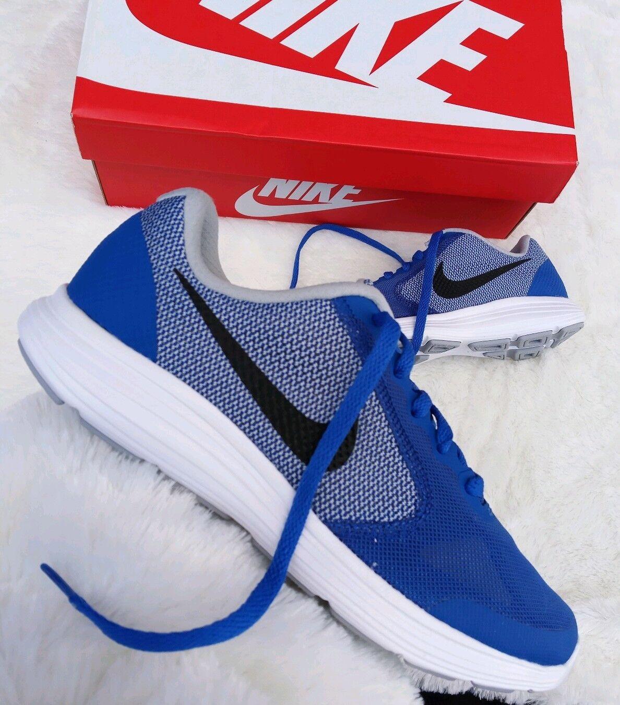 7 Mujer Sport Casual Nike Air dwnftr correr 90 90 90 95 270 gris Azul Max blancoo 5.5Y  almacén al por mayor