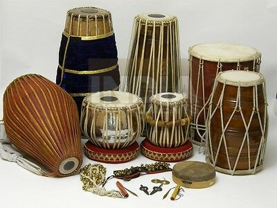 Indian Percussion Drum Samples Loops 16 bit wav Ethnic Hip Hop MPC Reason  Logic | eBay
