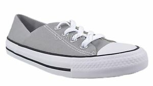 fafec8df5f9ae2 Image is loading Womens-Converse-Chuck-Taylor-Coral-Ox-Dolphin-White-