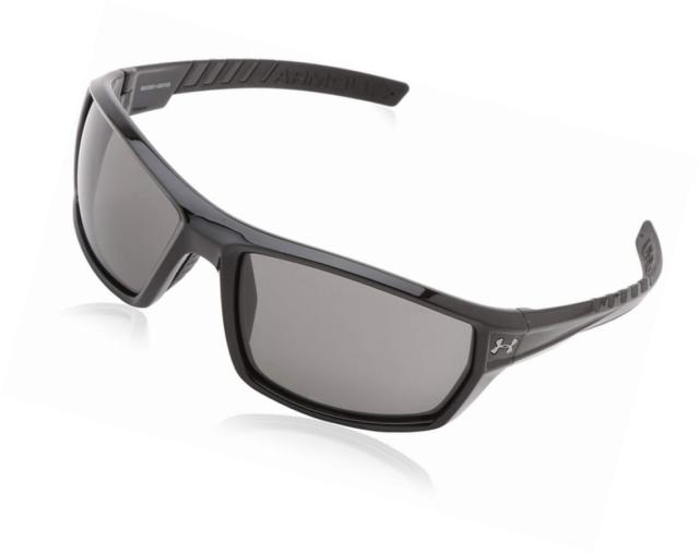 5336954014 Buy Under Armour Ranger Sunglasses ANSI Polarized Shiny Black ...