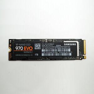 Samsung 970 Evo 1tb Nvme M 2 Ssd Mz V7e1t0 Ebay